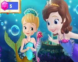 Sofia The Mermaid Princess